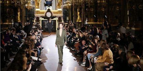 Fashion Week à Paris : Anne Hidalgo mise 60 millions d'euros sur la mode | INTERSTYLEPARIS  Fashion News | Scoop.it