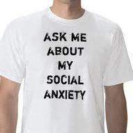 Online Help for Social Anxiety   infographicsmaker   Scoop.it
