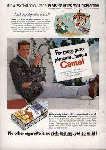 Found in Mom's Basement: Advertising from the 1950s | A Cultural History of Advertising | Scoop.it