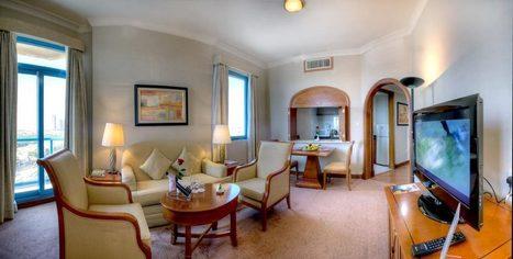 Hospitable Hotels near Abu Dhabi International Airport Abound in Amenities | Richa Khanna | Scoop.it