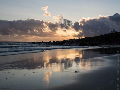 balade photo en Finistère, Bretagne et...: balade du soir, Baie d'Audierne (7 photos) | photo en Bretagne - Finistère | Scoop.it