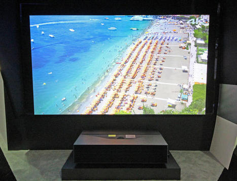 Sony makes 4K player nonproprietary, shows off $50K 4K short-throw projector - CNET | 4k, 8k, 3D | Scoop.it
