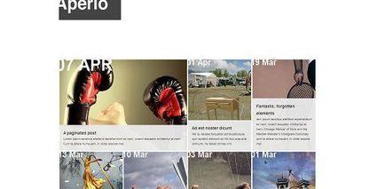 34 Pinterest-Like WordPress Themes | Pinterest | Scoop.it