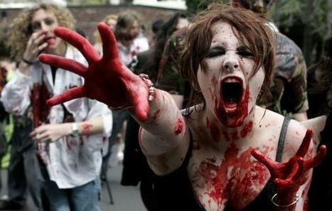 Bet on it? 2,000/1 odds for zombie apocalypse on Christmas Day | Quite Interesting News | Scoop.it