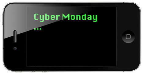 Cyber Monday 2014 iPhone, iPad accessory and app deals - TechnologyTell | Iphones | Scoop.it