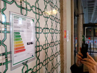 La DGA obtiene la certificación energética del edificio Pignatelli y de ... - Aragón Digital | Certificación energética y Edificios eficientes | Scoop.it