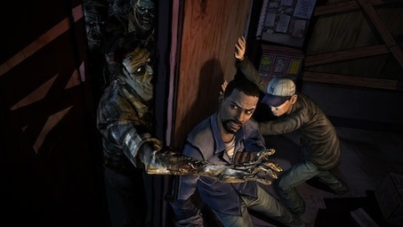 Video Game Review: The Walking Dead: Episode One: A New Day - Geeks of Doom | Indy Showcase | Scoop.it
