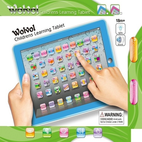 Children's Learning Tablet | Touch Screen Netbooks | Scoop.it
