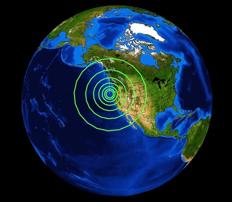 6.0 magnitude earthquake strikes off the coast of Oregon | GOSSIP, NEWS & SPORT! | Scoop.it