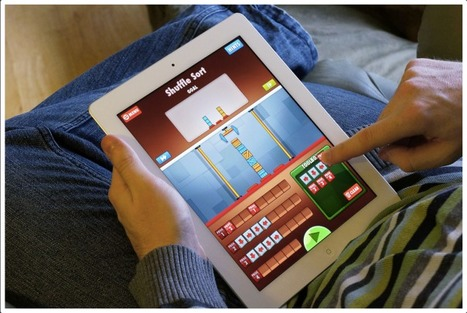 5 questions with the creator of the first iPad-made iOS game | computer game in education | Scoop.it