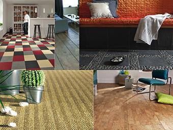 revêtements de sol écologique-Ma maison tendance et naturelle   Décoration_PlusDeCoton   Scoop.it