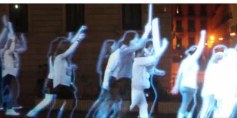 Les hologrammes inaugurent la manif 2.0 | Actus décalés | Scoop.it
