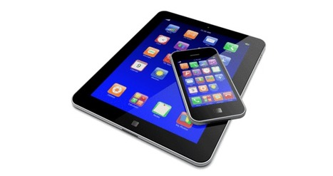 M-commerce : la tablette davantage sollicitée que le smartphone dans l'achat en ligne | Marketing | Scoop.it