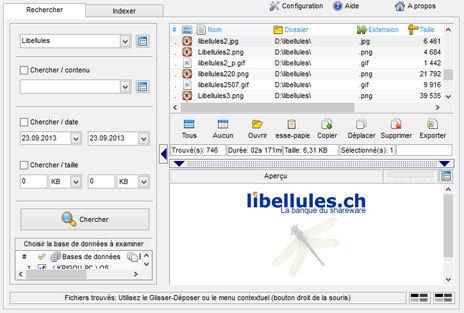 Index Your Files - Une autre manière d'indexer et de rechercher des fichiers | Geeks | Scoop.it