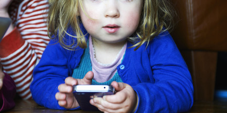10 Reasons Why Handheld Devices Should Be Banned for Children Under the Age of 12 - Huffington Post | Teacher Learning Networks | Scoop.it