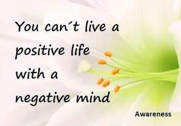 Life Quotes live positive negative mind - Online Free Quotes Collection | Smart Boards! (with words of wisdom...) | Scoop.it