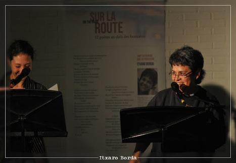 Evry Daily Photo: le Printemps des Poetes- Itxaro Borda | lire n'est pas une fiction | Scoop.it