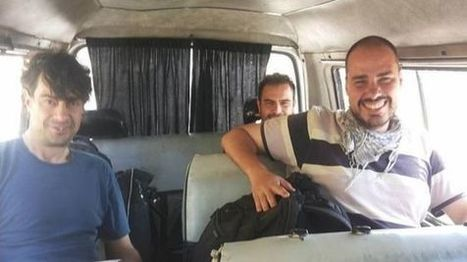 Three Spanish journalists disappeared in Syria, likely kidnapped | Kidnapping | Scoop.it