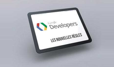 Evolution Google pour le développement tablette | Veille Mobile | Android IOS | Scoop.it