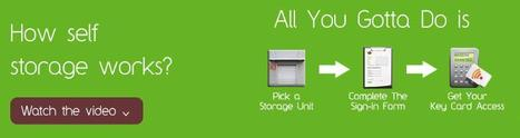 The Box Self Storage present's Visual Guide to How Self Storage Works | Climate-Controlled Storage Units | Scoop.it