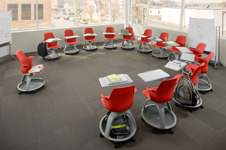 Designing Spaces for Today's Students | 21st Century Learning Style | Scoop.it