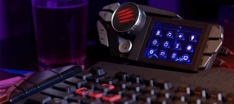 MAD CATZ® S.T.R.I.K.E. 7 Keyboard for the PC | Sprzęt komputerowy | Scoop.it
