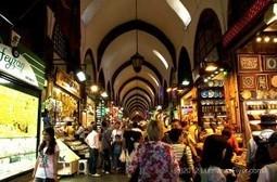 Istanbul: The Spice Bazaar - Lufthansa Flyer | f2turkey | Scoop.it