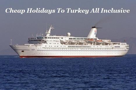 Luxury All Inclusive Holidays In Turkey | Chloecgt | Scoop.it