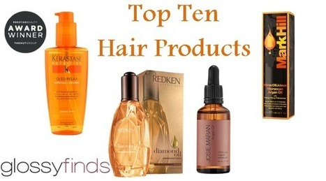 Top Ten Hair Products for Sexy Hair | Hair There and Everywhere | Scoop.it