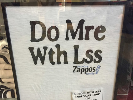 Zappos: Customer experience, employee experience, culture and holocracy | Customer Experience, Satisfaction et Fidélité client | Scoop.it