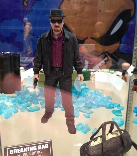 A Heisenberg Breaking Bad Action Figure? Yes, Please - IGN | Breaking Bad | Scoop.it