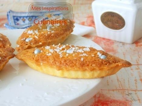 Barquettes a la noix de coco {gateau Aid 2014} - Le blog de Samar | Algiersfood.it | Scoop.it