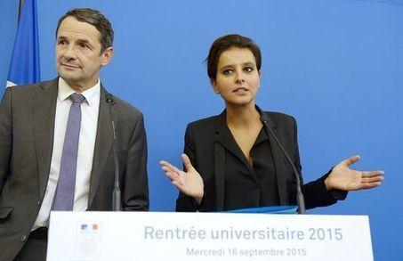 Budget 2016: un geste en faveur del'éducation nationale et dusupérieur | Enseignement Supérieur et Recherche en France | Scoop.it