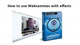 crazygeek.tv – How to use WebcamMax with effects | GooglePlus Expertise | Scoop.it