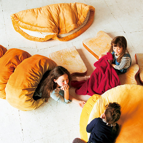 """Things We Saw Today: """"Bread Beds"""" Are a Real Thing That Really Exist - TV Balla 