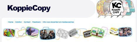 Wat is KoppieCopy? | Auteursrecht en Creative Commons | Scoop.it