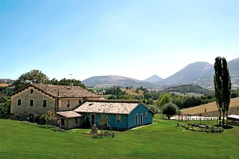Best Le Marche Accommodation: Country House Le Calvie, Camerino   Le Marche Properties and Accommodation   Scoop.it