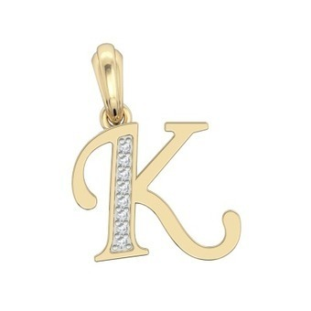 Alphabet Charms | Diamond Solitaire Ring | Scoop.it