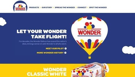 Using Contrast to Design Crisp Website Layouts | WebsiteDesign | Scoop.it