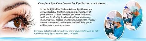 Top Benefits of Availing LASIK Eye Surgery in Arizona | Eye Care Clinic Center in Mesa Arizona | Scoop.it