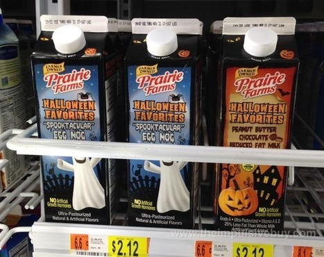Orange-Flavored Halloween Milk Exists, Is Terrifying | Troy West's Radio Show Prep | Scoop.it