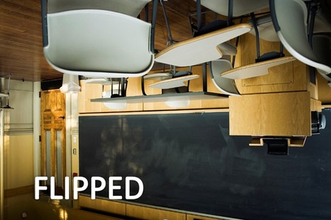 Flipped Classrooms: Maximizing Class Time | Talent Talk | coping with HIV in Queensland | Scoop.it