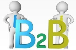 Le marketing B to B : réseaux sociaux, comme fer de lance !   webmarketing   Scoop.it