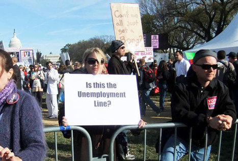 How to Avoid Ending Up on the Unemployment Line | Health, food and safety | Scoop.it