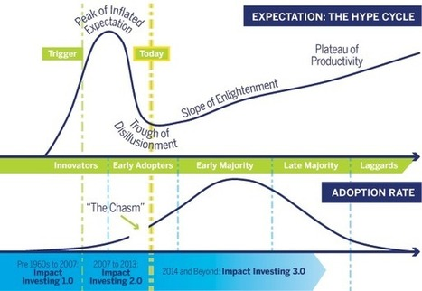 Impact Investing 3.0: Climbing the Slope of Enlightenment - Impact IQ | Social Finance Matters (investing and business models for good) | Scoop.it