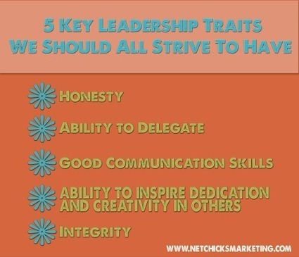 Five Key Leadership Traits We Should All Strive to Have | Business Success | Scoop.it