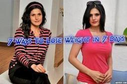 7 Ways To Lose Weight In 7 Days   Weight Loss   Scoop.it