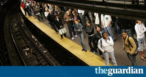 NYC subway exposes commuters to noise as loud as a jet engine | Hearing loss & hearing aid | Scoop.it