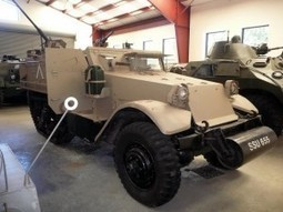 M5 Halftrack vol2 – WalkAround | History Around the Net | Scoop.it