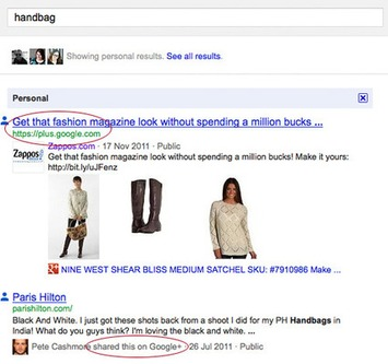 Why Google+ Matters to Ecommerce + 9 Things You Should Do About It | Get Elastic Ecommerce Blog | Machinimania | Scoop.it